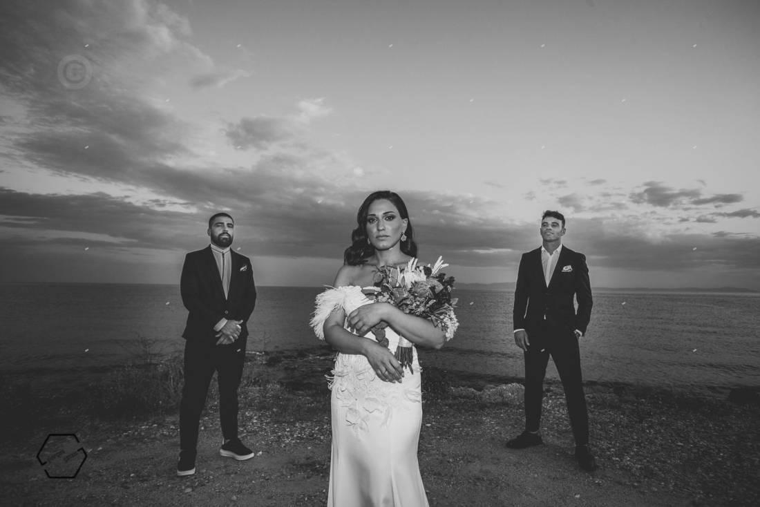 φωτογράφος γάμου στη Χαλκιδική