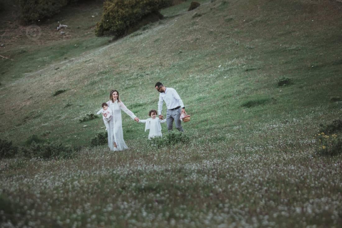 οικογενειακές φωτογραφίες βάπτισης