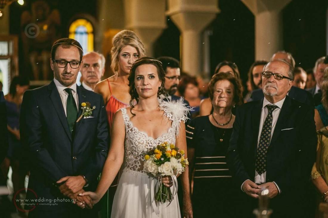 φωτογράφιση τελετής γάμου ηγουμενίτσα