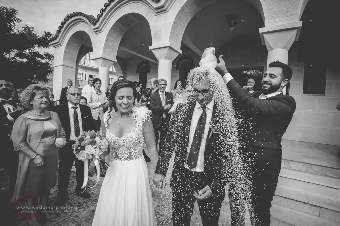 ρύζι σε γάμο