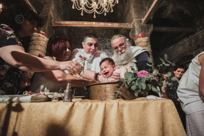 αη γιώργης τρίκαλα βάφτιση