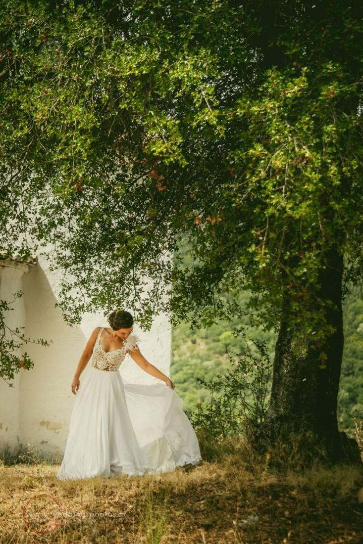 φωτογράφοι γάμων ηγουμενίτσα, νύφη