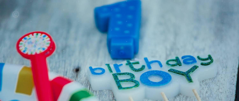 γεννέθλια ενός έτους