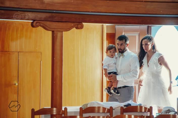 βάφτιση στη λευκάδα