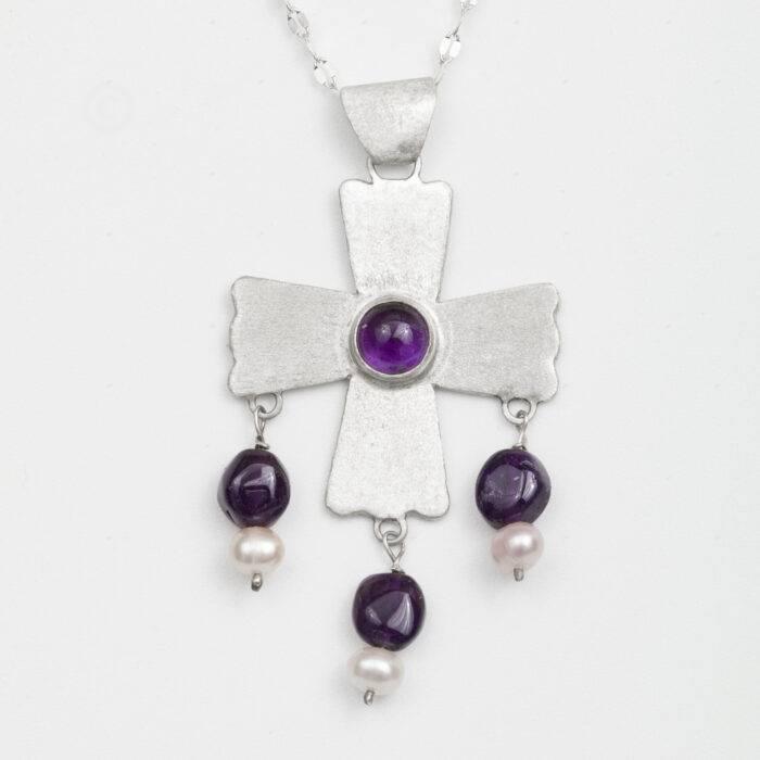 κοριτσίστικος βυζαντινός σταυρός