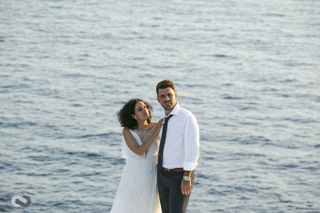 φωτογράφιση επόμενης μέρας γάμου κύθηρα