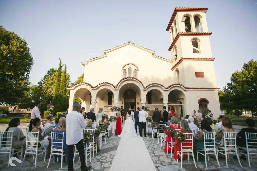 γάμος τρίκαλα