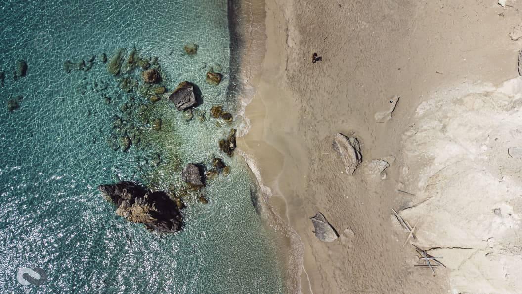 παραλία κάσος
