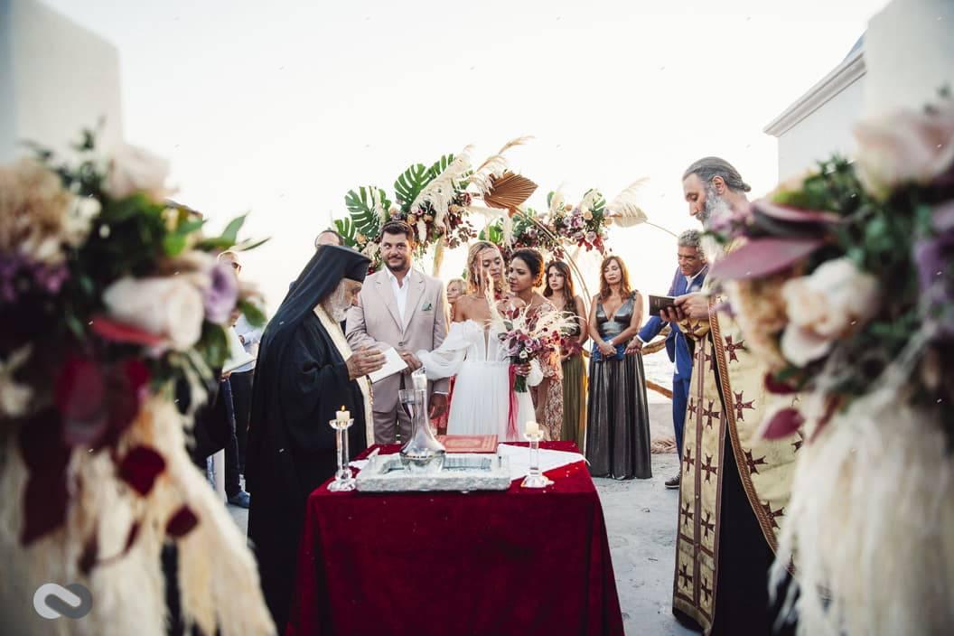τελετή γάμου στην κάσο αγ κωνσταντίνος