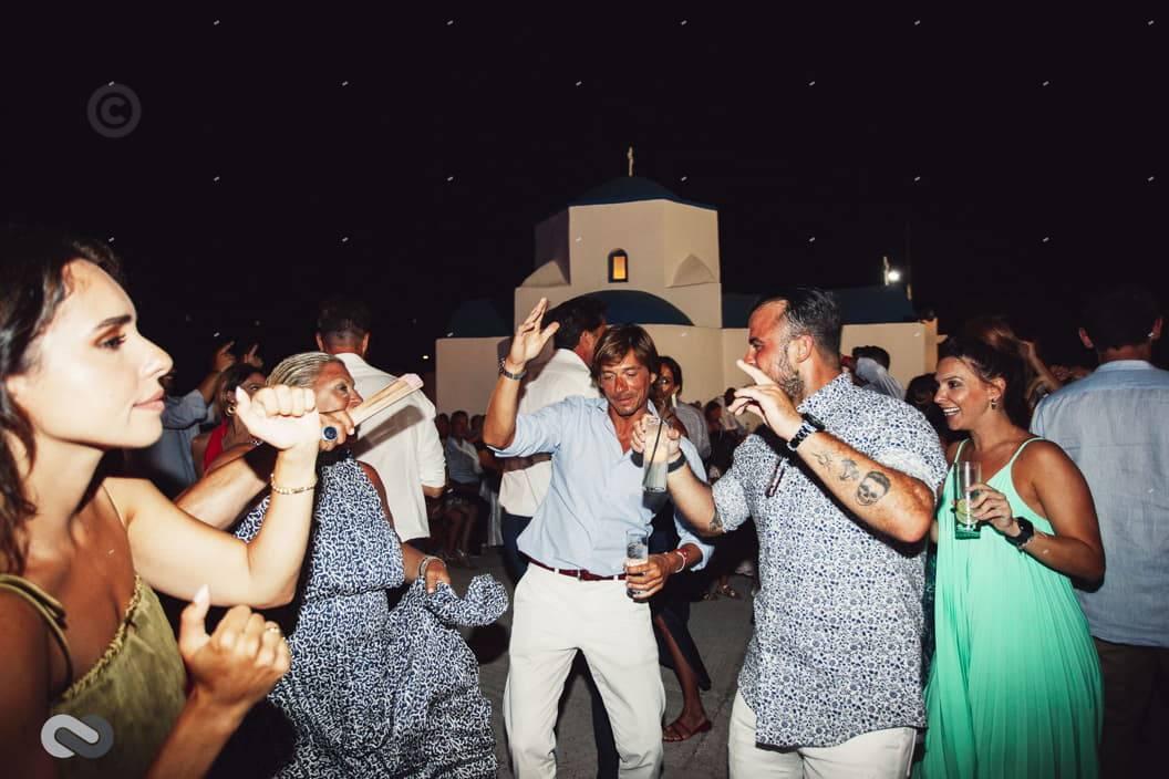 πάρτι γάμου κάσος κάρπαθος