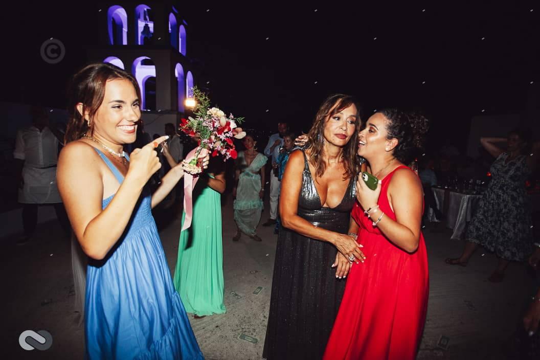 παρτι γάμου στην κάσο