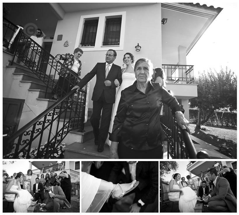 brital wedding preparation
