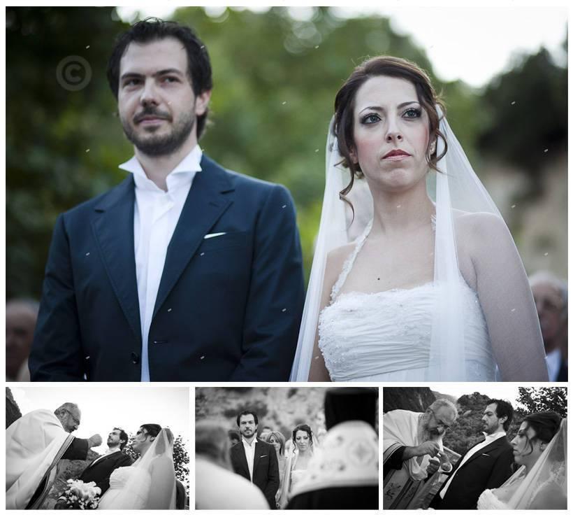 wedding ceremony shooting