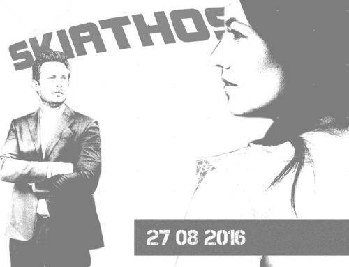 Skiathos, the wedding photobook
