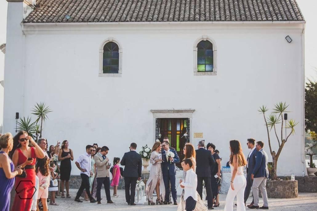 corfu wedding, υπαπαντή