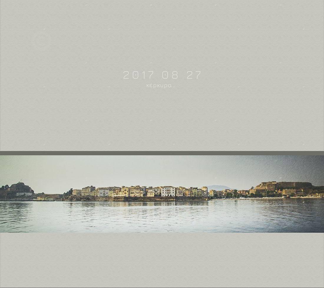 beautiful wedding album from Corfu