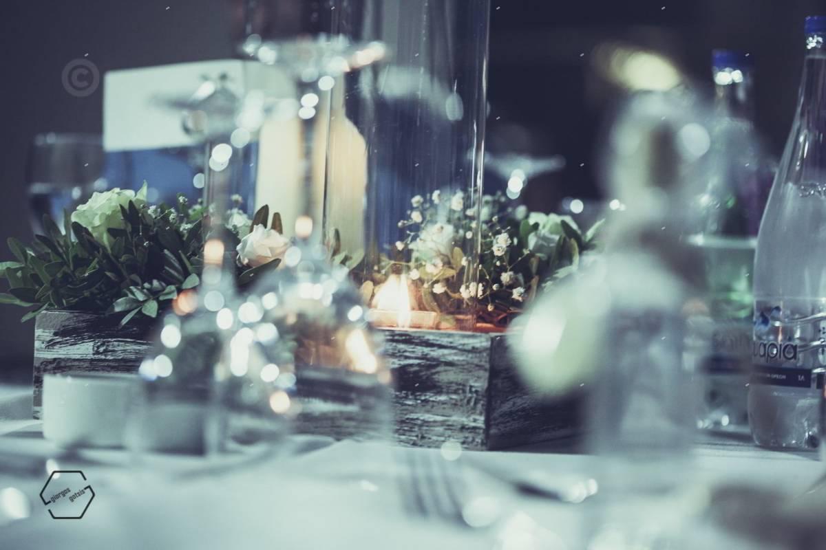 νυφικό τραπέζι