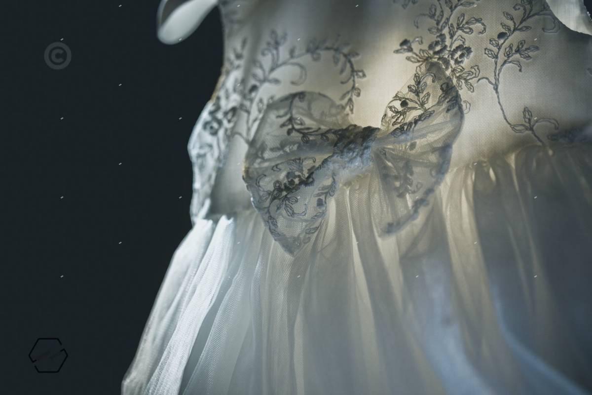 βαφτιστικό φόρεμα