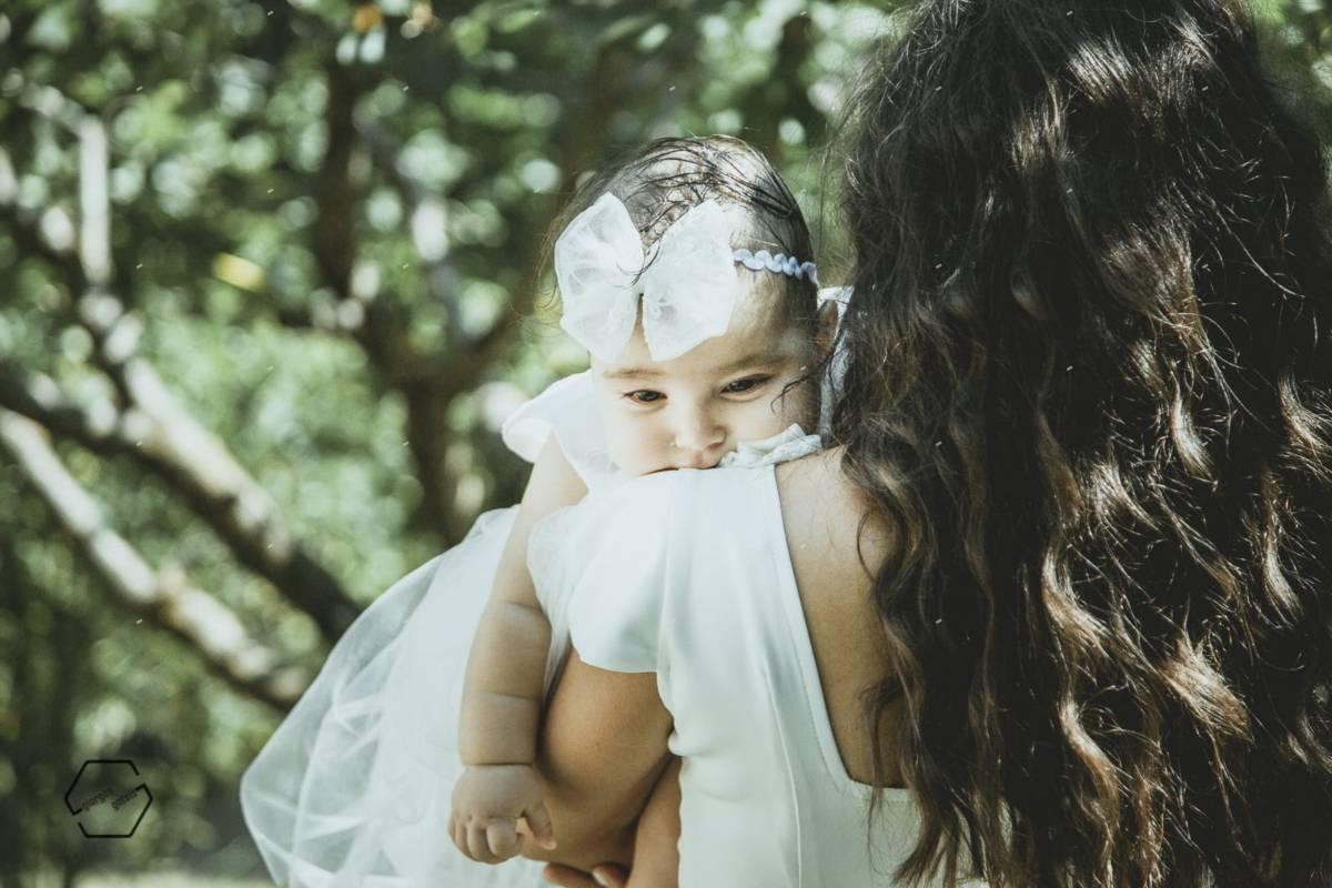 αγγαλιά με τη μαμά