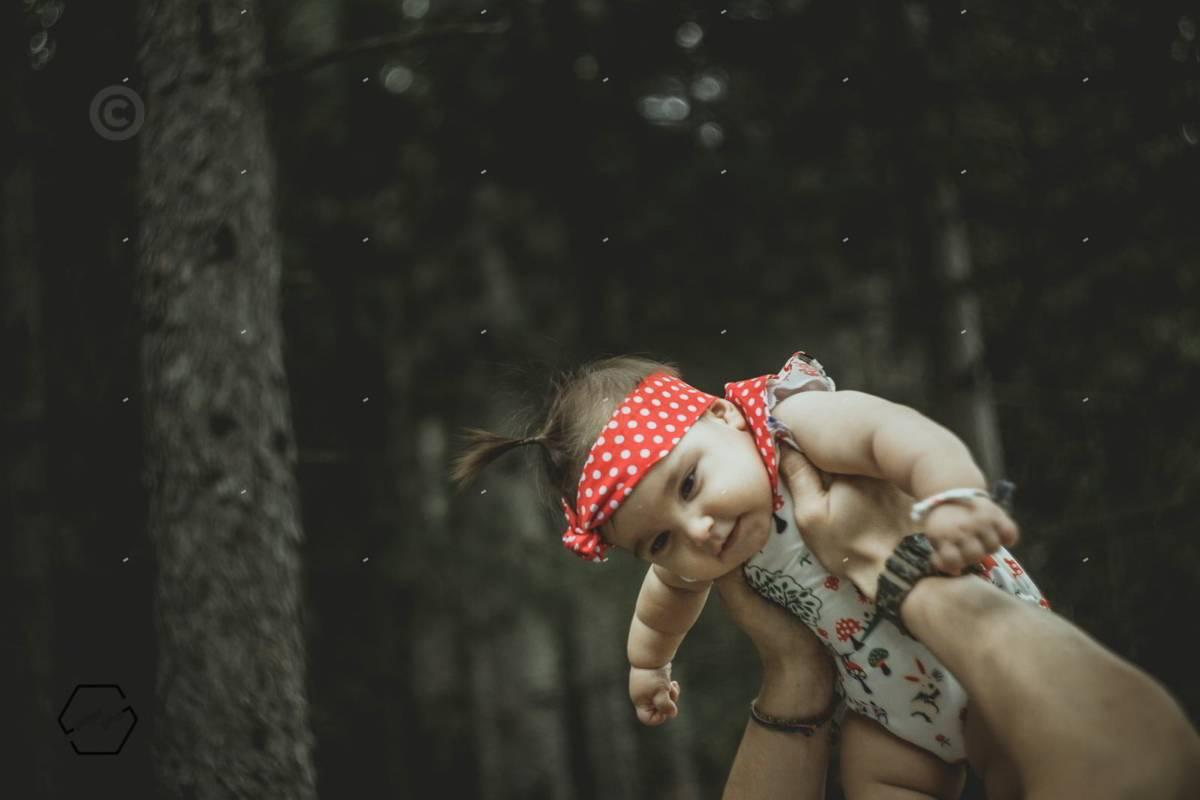 πορτραίτο μωρού