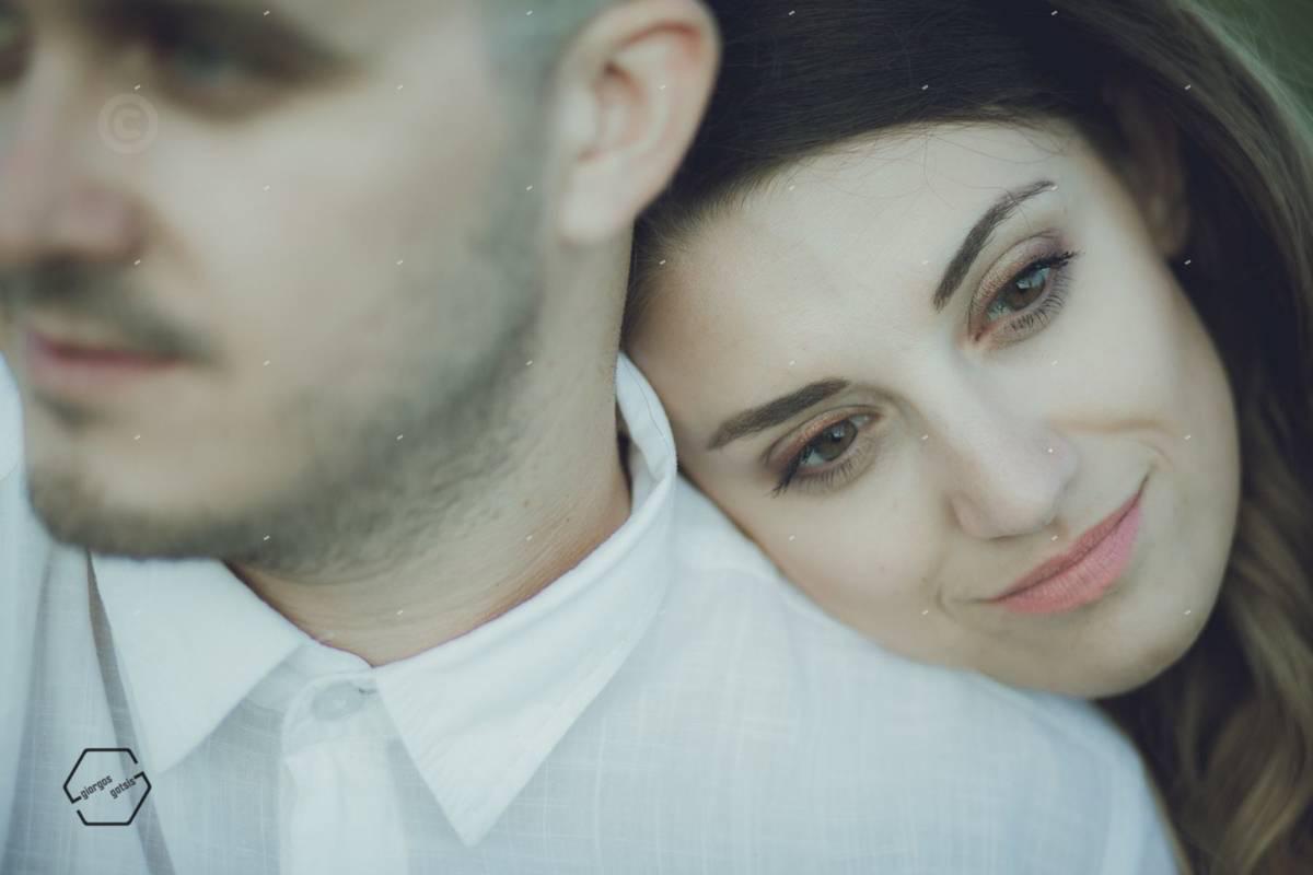 pre wedding φωτογράφιση ζευγαριού