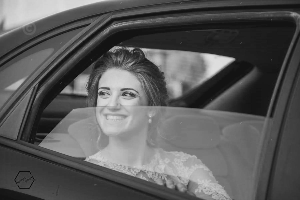 είσοδος νύφης