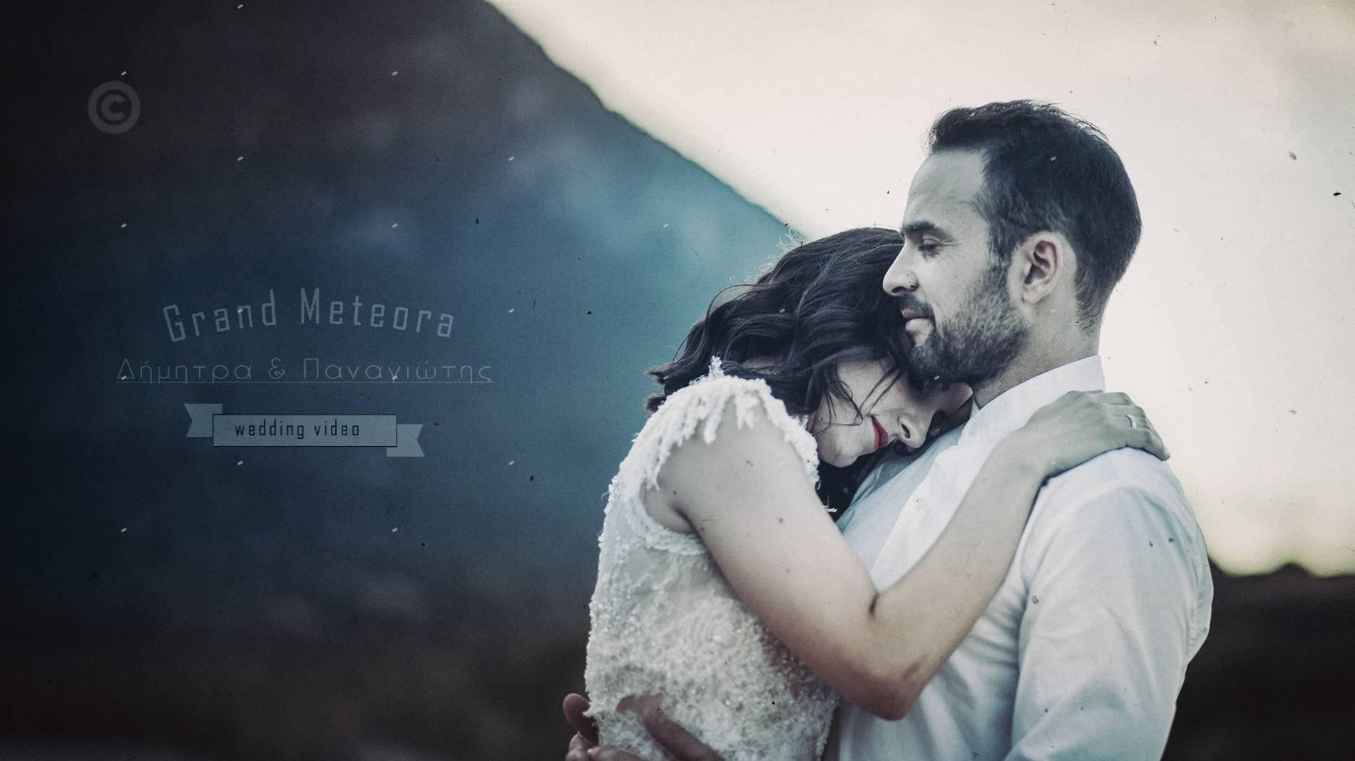 Grand Meteora wedding video