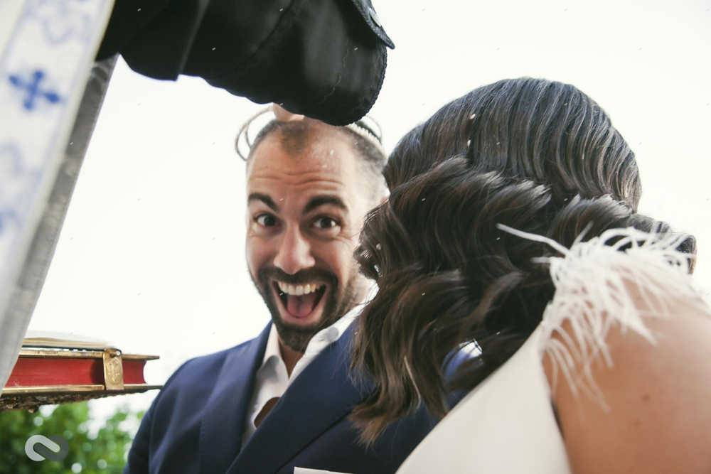 funny wedding pic